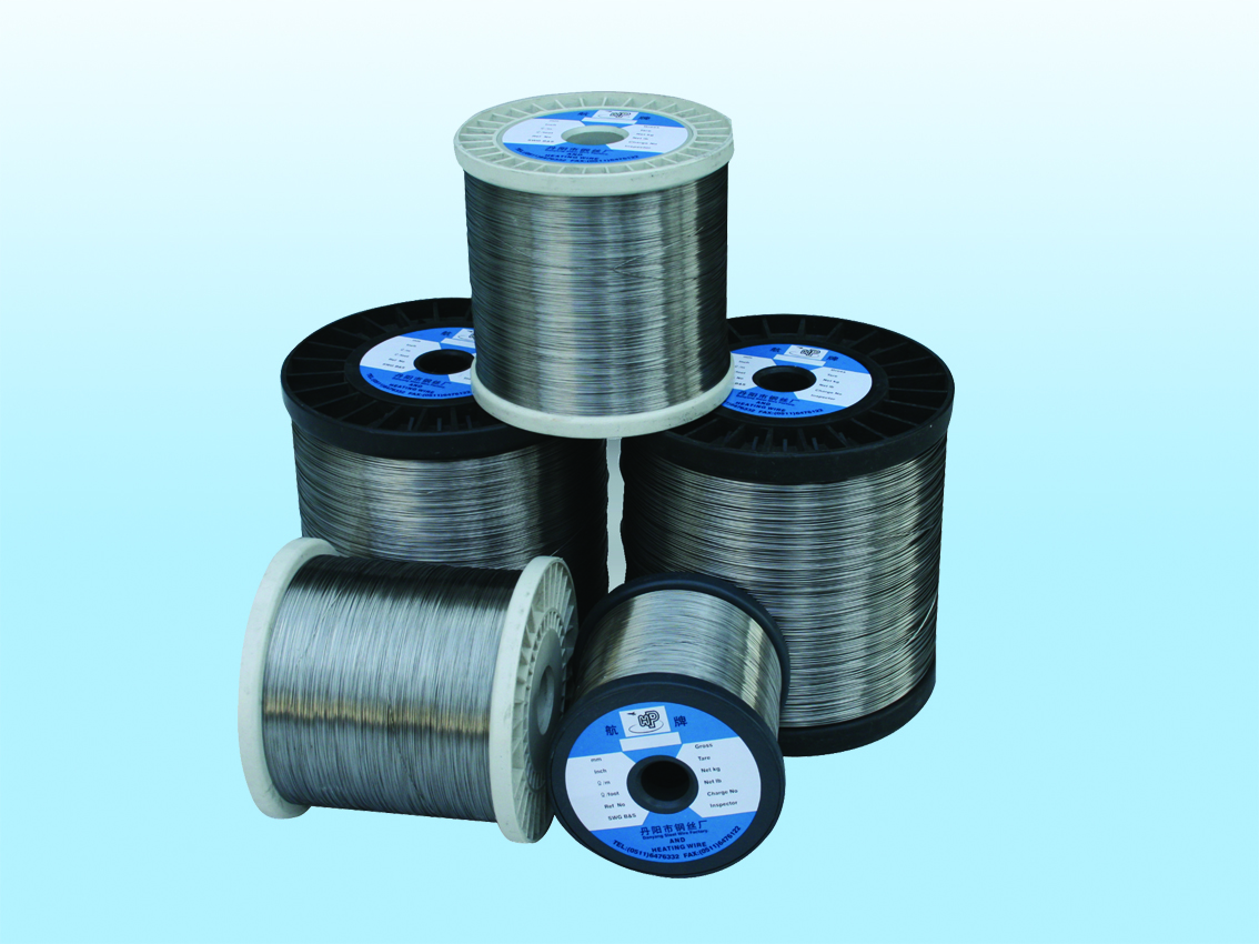 Products-Heating resistance Alloy-CuNi Resistance Wire-SINO ERLI ...